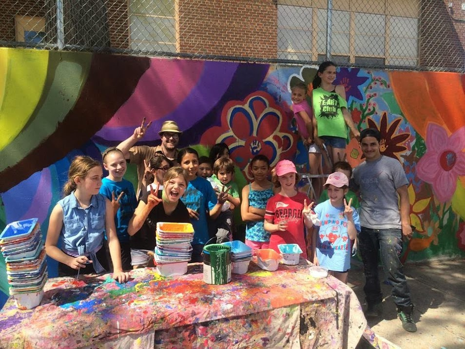Urban Arts Fund Youth Development Project