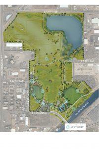Denver Public Art Seeks Qualified Colorado Artists for Multiple Public Art Projects  at Carpio-Sanguinette Park / Heron Pond