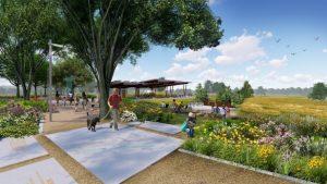 Arte Público de Denver solicita artistas calificados para múltiples proyectos de arte público en el Parque Carpio-Sanguinette Park y el Estanque Heron