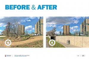 El Programa de Arte Público de Denver solicita artistas calificados  para un proyecto de arte público en el pasaje subterráneo del Canal High Line
