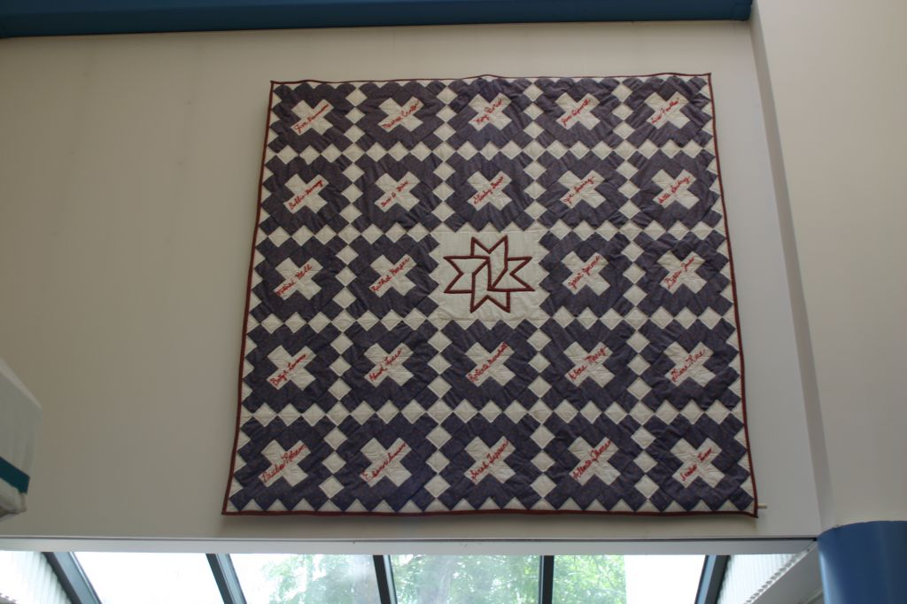 Go to the Keepsake Quilt page