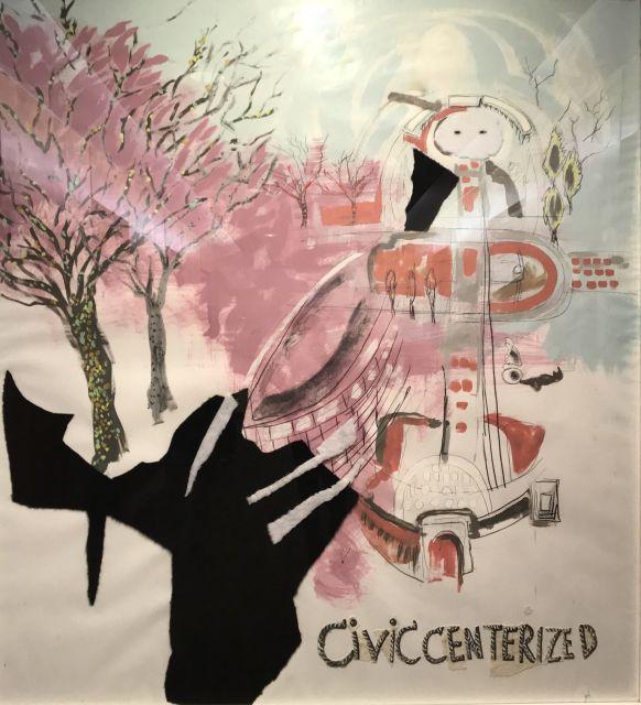 Civic Centerized