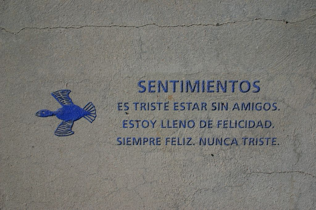 Go to the Untitled (Sentimientos) page