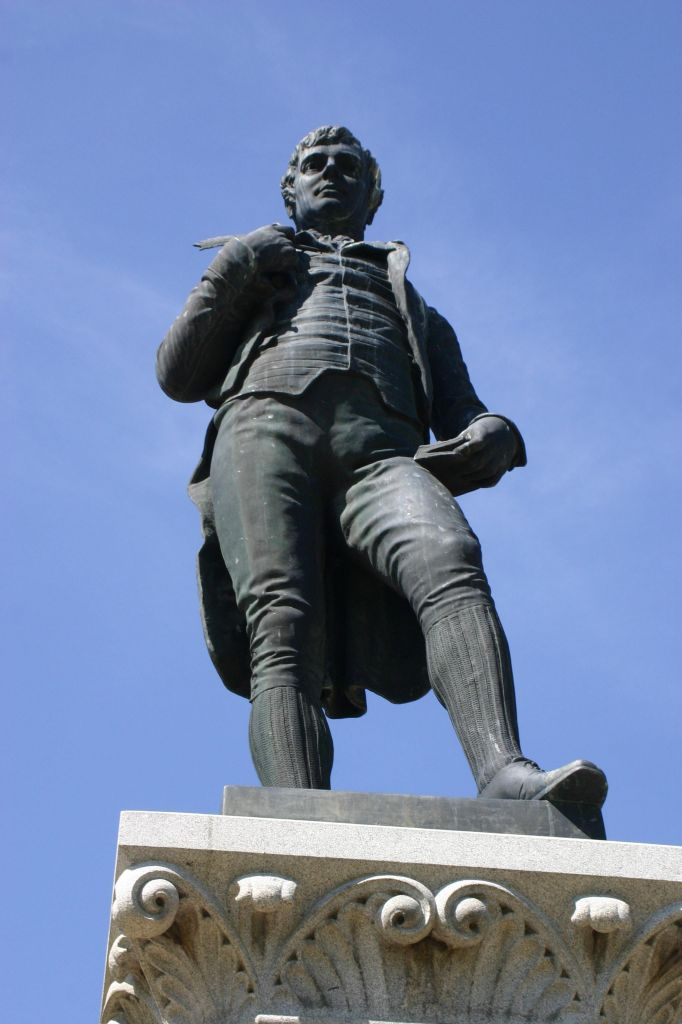 Go to the Robert Burns Memorial page