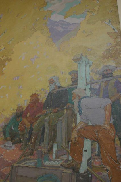 Miner's Court