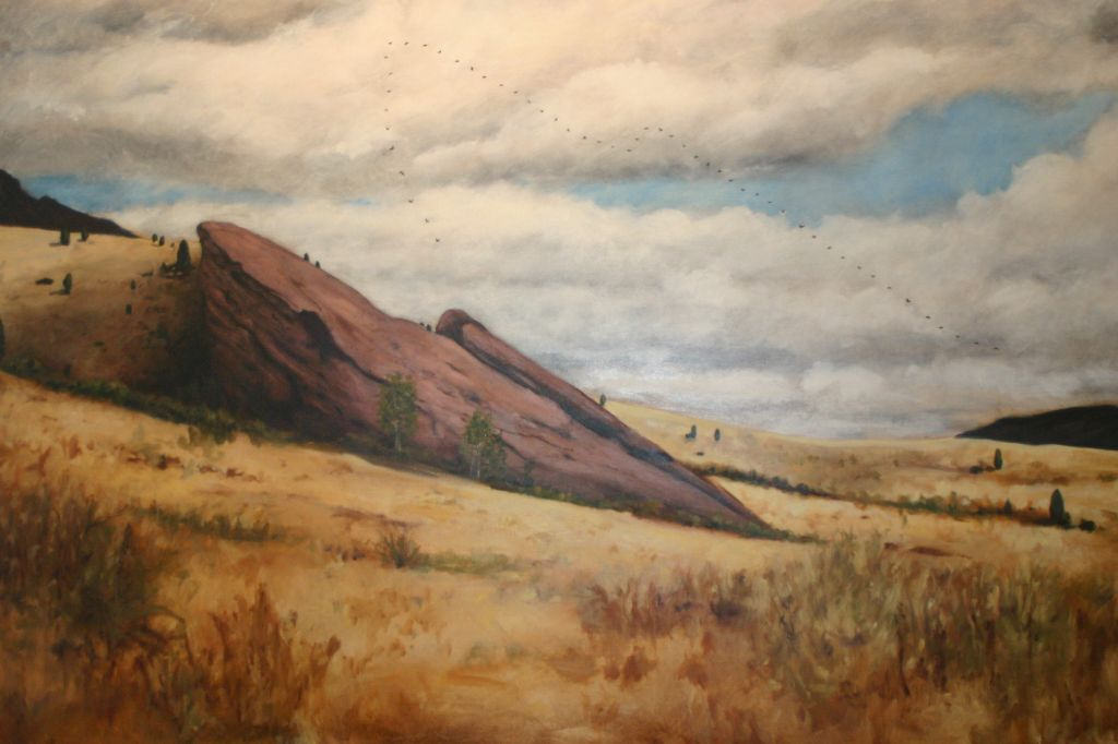 Go to the Untitled (Red Rocks) page