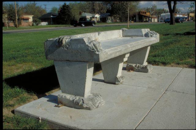 Park and Garden Benches