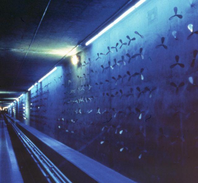 Kinetic Light Air Curtain