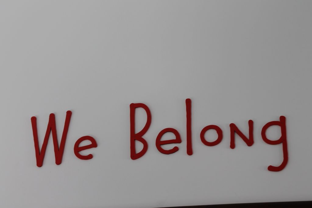 Go to the We Belong page