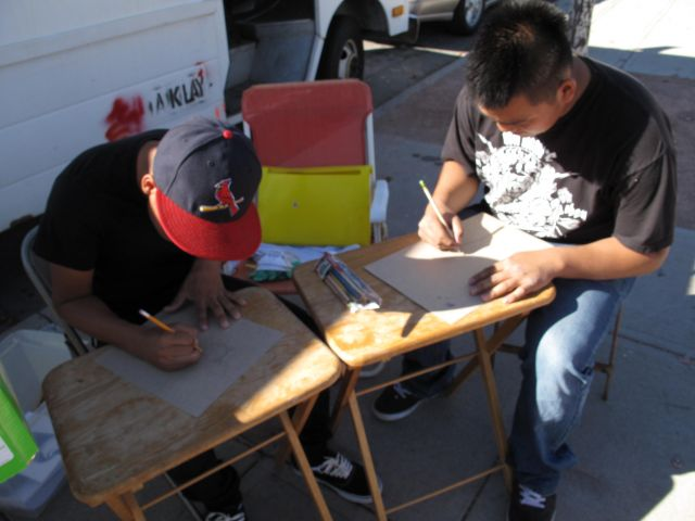 bARTer Collective Youth Educational Workshops