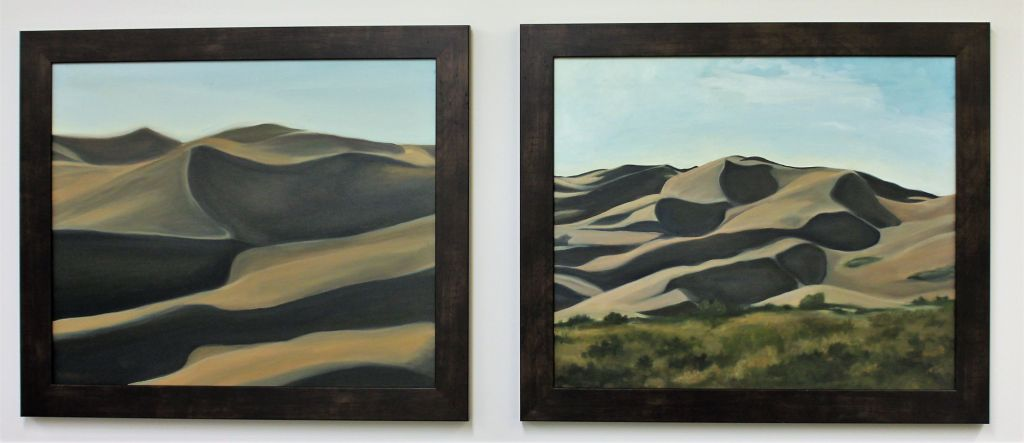 Go to the Great Sand Dunes I & II page