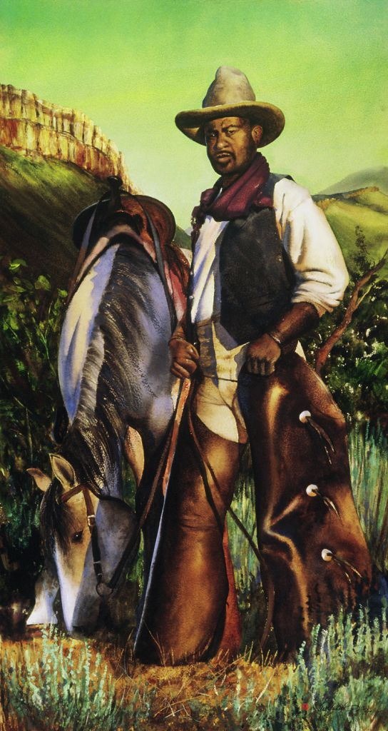 Go to the Colorado Pioneers; Cowboy page