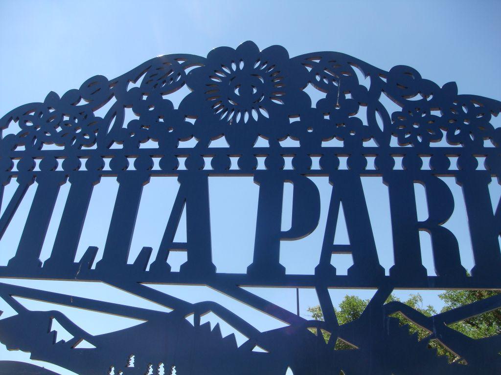 Go to the Villa Park Gateway page