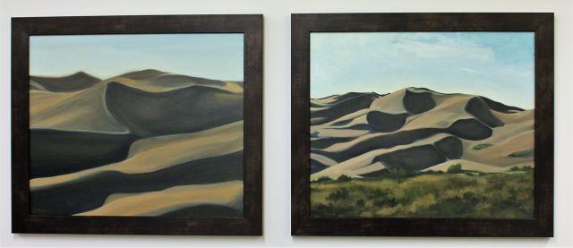 Great Sand Dunes I & II