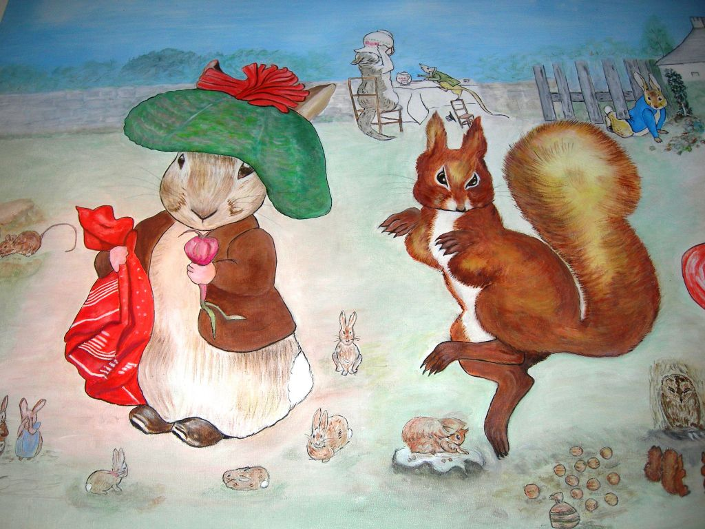 Go to the Beatrix Potter Characters page