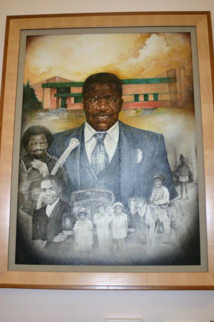 Portrait of Hiawatha Davis