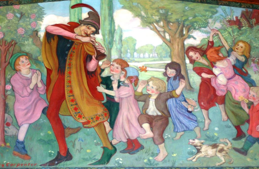Go to the The Pied Piper of Hamelin page