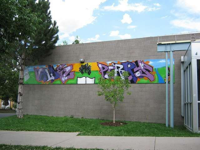 Denver Public Library Summer of Reading and Graffiti Prevention Program