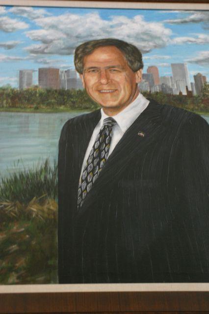 Portrait of William Scheitler